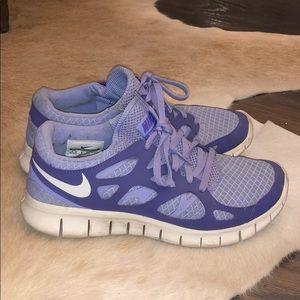Nike Free Run2 👟 💜